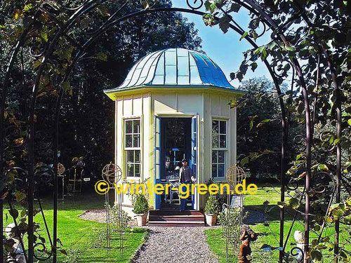 Englische Viktorianische Pavillons Und Orangerien Vom Profi