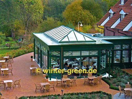 Orangerie Wintergarten englische viktorianische wintergärten vom profi für die gastronomie