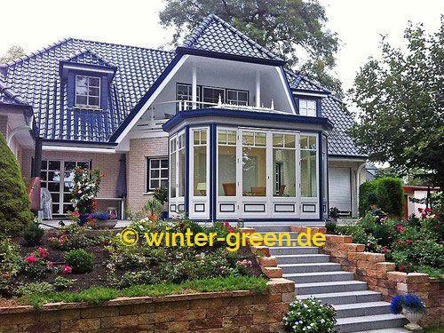 blauer englischer wintergarten 049. Black Bedroom Furniture Sets. Home Design Ideas