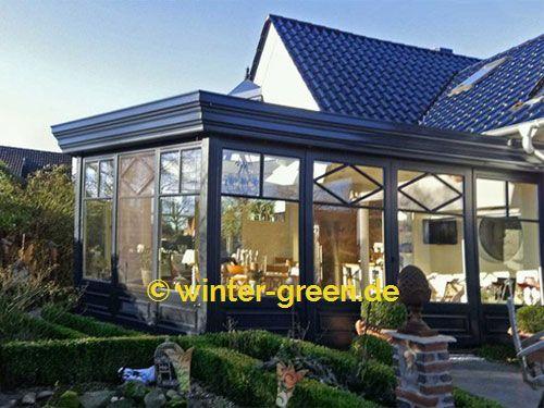Gr ner englischer wintergarten 046 - Viktorianischer wintergarten ...