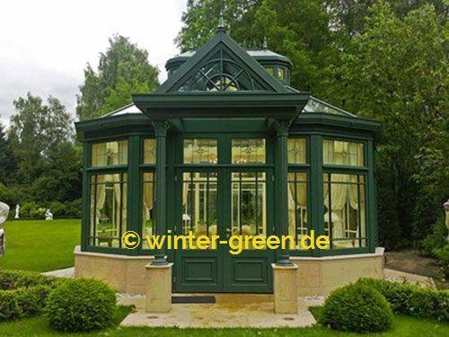 Wintergarten Viktorianischer Stil grüne englische viktorianische wintergärten vom profi