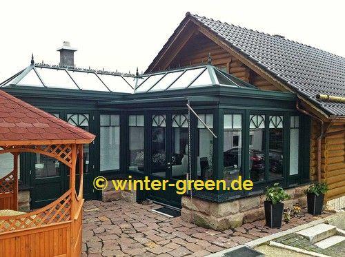 Gr ner englischer wintergarten 055 - Viktorianischer wintergarten ...