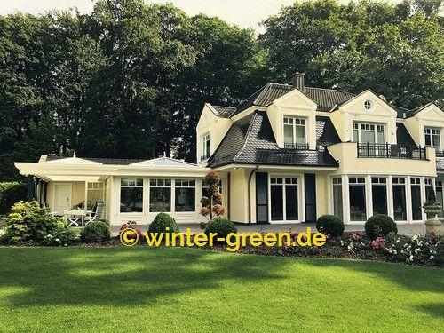 Wintergarten Auf Englisch weiße englische viktorianische wintergärten vom profi