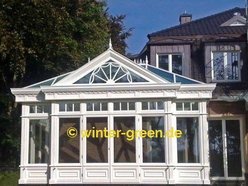 Wintergarten Viktorianischer Stil weiße englische viktorianische wintergärten vom profi